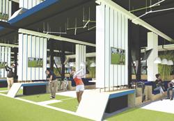 Centurion Golf Centre